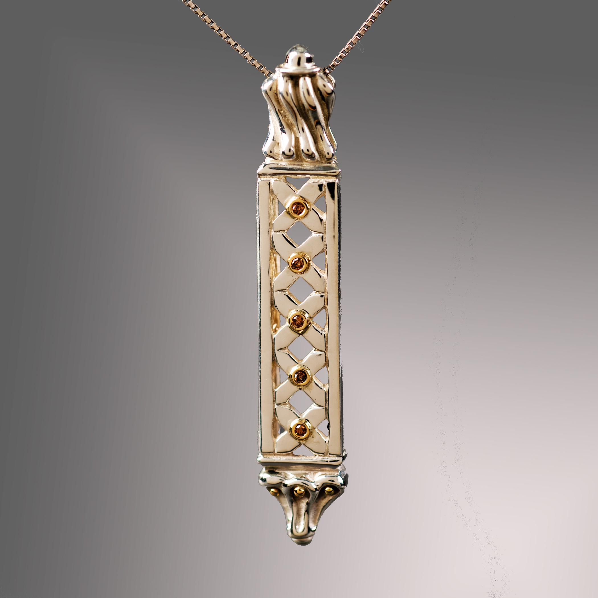 Original jewelry design from Connie Castellano