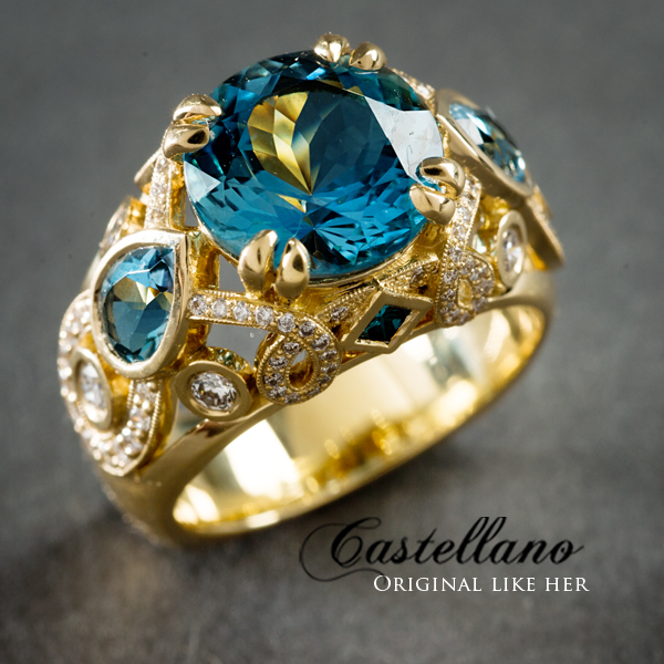 Castellano Fine Jewelry and Gifts -rings
